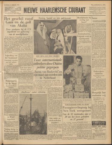 Nieuwe Haarlemsche Courant 1957-02-02