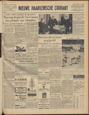 Nieuwe Haarlemsche Courant 1960-11-26