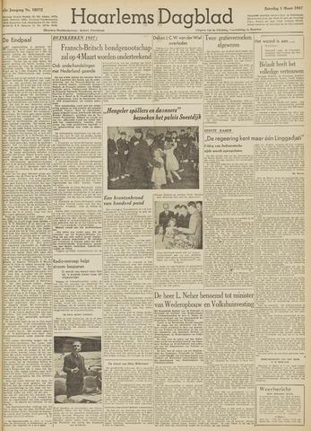 Haarlem's Dagblad 1947-03-01