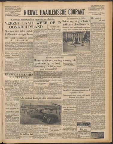 Nieuwe Haarlemsche Courant 1953-10-24
