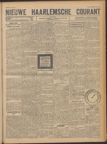 Nieuwe Haarlemsche Courant 1922-05-09