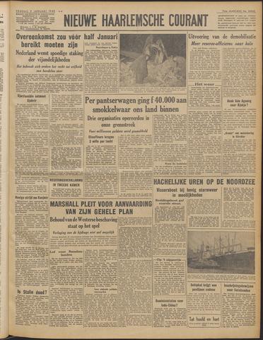 Nieuwe Haarlemsche Courant 1948-01-09