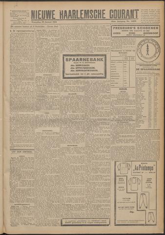 Nieuwe Haarlemsche Courant 1924-01-16