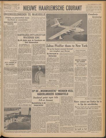 Nieuwe Haarlemsche Courant 1947-11-13