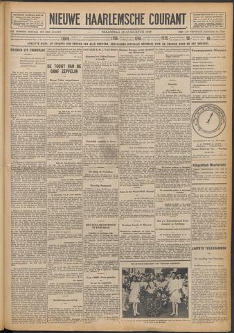 Nieuwe Haarlemsche Courant 1929-08-19