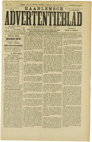 Haarlemsch Advertentieblad 1895-10-02