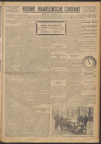 Nieuwe Haarlemsche Courant 1928-01-17
