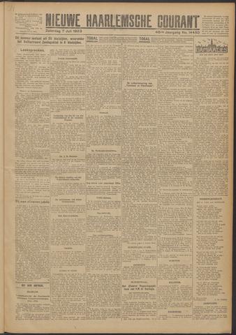 Nieuwe Haarlemsche Courant 1923-07-07