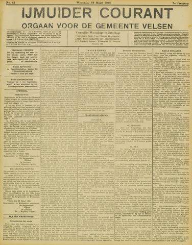 IJmuider Courant 1922-03-29