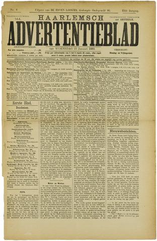 Haarlemsch Advertentieblad 1889-01-23