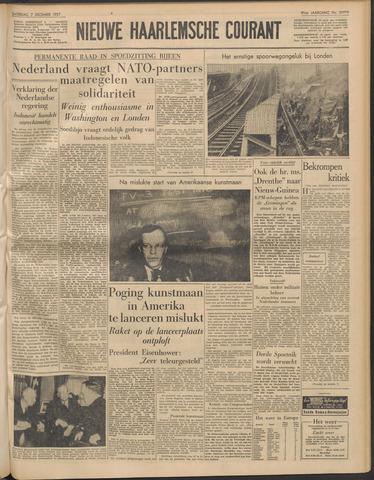 Nieuwe Haarlemsche Courant 1957-12-07