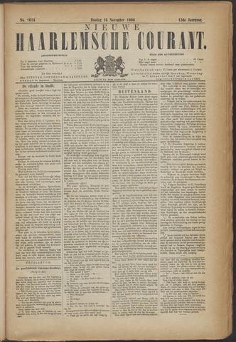 Nieuwe Haarlemsche Courant 1890-11-16