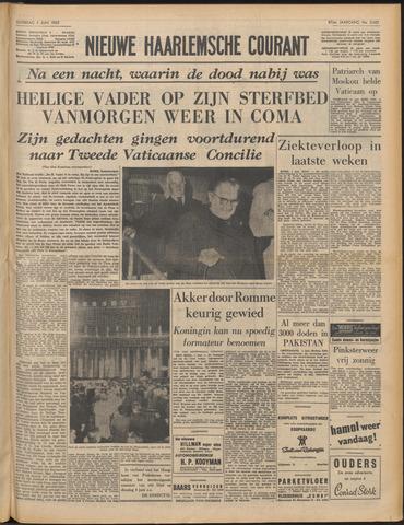 Nieuwe Haarlemsche Courant 1963-06-01