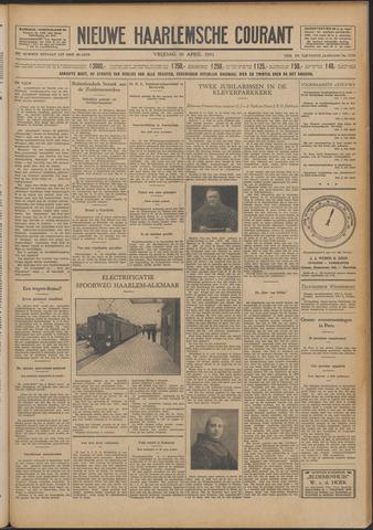 Nieuwe Haarlemsche Courant 1931-04-10