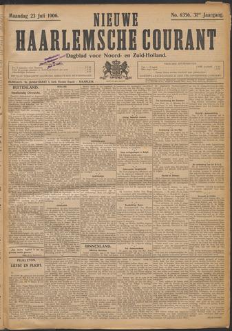 Nieuwe Haarlemsche Courant 1906-07-23