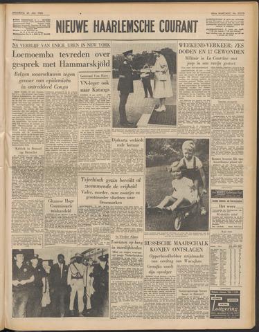 Nieuwe Haarlemsche Courant 1960-07-25