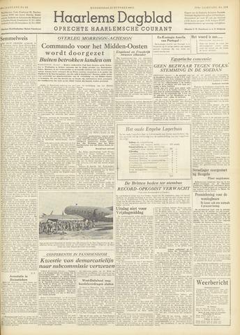 Haarlem's Dagblad 1951-10-25