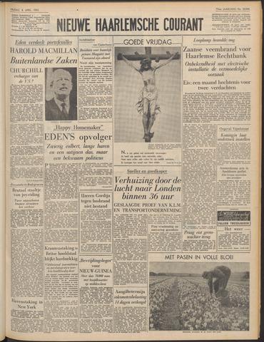 Nieuwe Haarlemsche Courant 1955-04-08