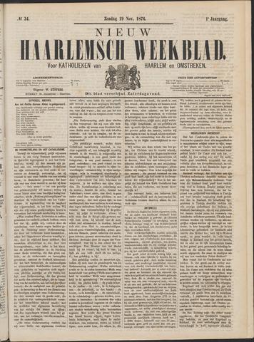 Nieuwe Haarlemsche Courant 1876-11-19