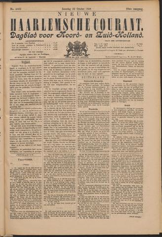 Nieuwe Haarlemsche Courant 1898-10-29