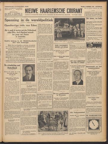 Nieuwe Haarlemsche Courant 1936-11-06