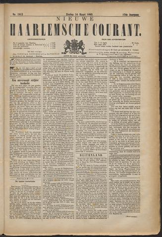 Nieuwe Haarlemsche Courant 1892-03-20
