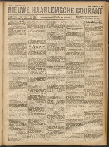 Nieuwe Haarlemsche Courant 1920-11-09