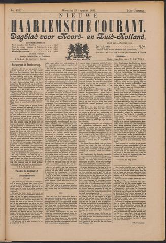 Nieuwe Haarlemsche Courant 1899-08-23