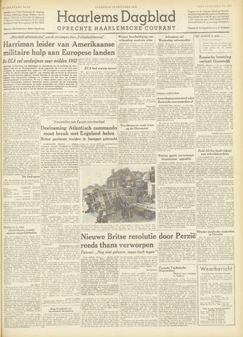 Haarlem's Dagblad 1951-10-13