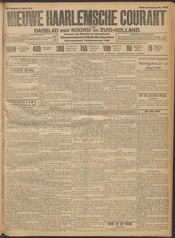 Nieuwe Haarlemsche Courant 1914-07-11