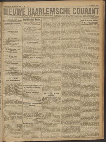 Nieuwe Haarlemsche Courant 1919-01-16