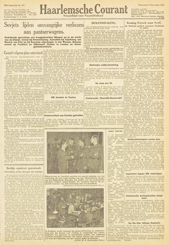 Haarlemsche Courant 1943-11-27