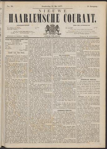 Nieuwe Haarlemsche Courant 1877-05-31