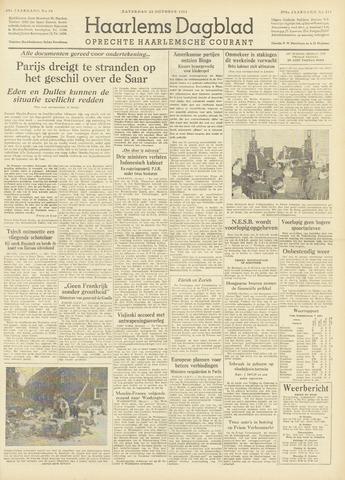 Haarlem's Dagblad 1954-10-23