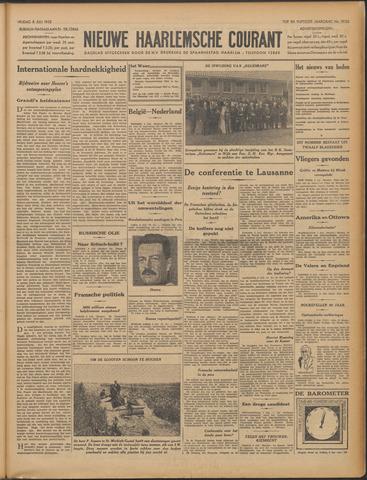 Nieuwe Haarlemsche Courant 1932-07-08