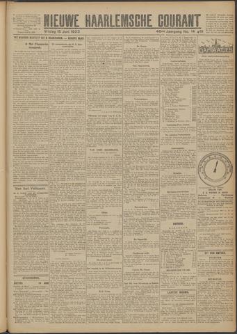 Nieuwe Haarlemsche Courant 1923-06-15