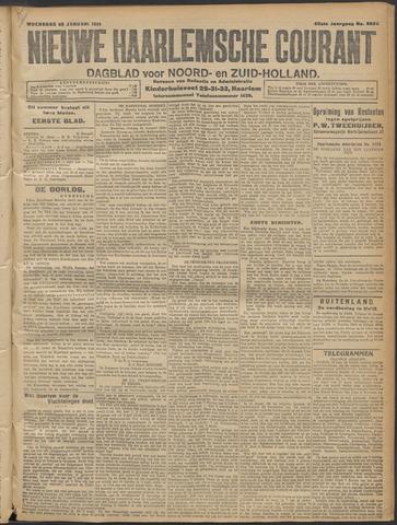 Nieuwe Haarlemsche Courant 1915-01-20
