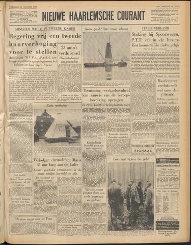 Nieuwe Haarlemsche Courant 1958-11-26