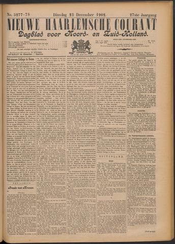 Nieuwe Haarlemsche Courant 1902-12-23