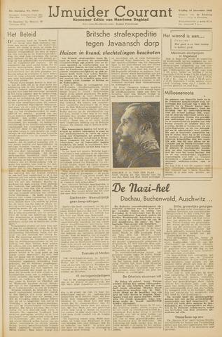 IJmuider Courant 1945-12-14