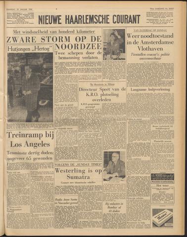 Nieuwe Haarlemsche Courant 1956-01-23