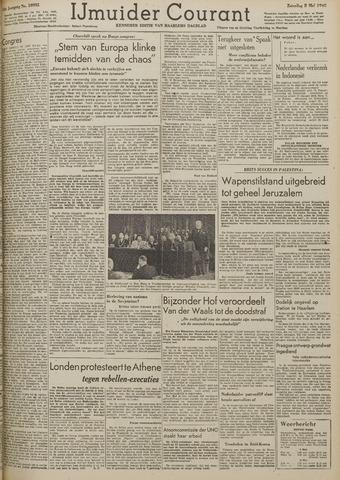 IJmuider Courant 1948-05-08