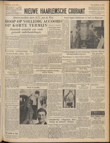 Nieuwe Haarlemsche Courant 1954-05-20