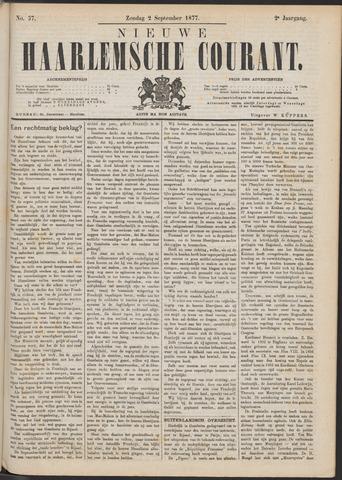 Nieuwe Haarlemsche Courant 1877-09-02