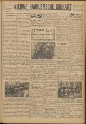Nieuwe Haarlemsche Courant 1924-07-29