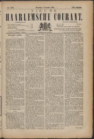 Nieuwe Haarlemsche Courant 1888-12-05