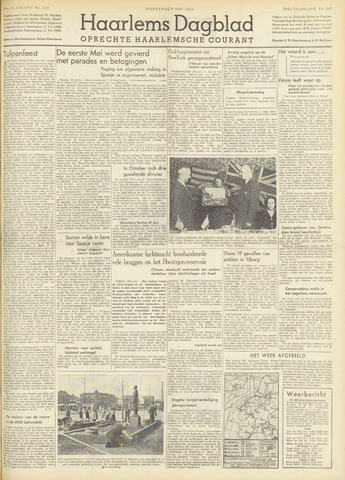 Haarlem's Dagblad 1951-05-02
