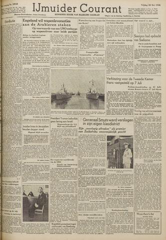 IJmuider Courant 1948-05-28