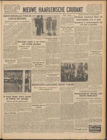 Nieuwe Haarlemsche Courant 1950-03-30