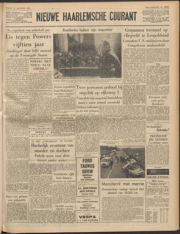 Nieuwe Haarlemsche Courant 1960-08-19